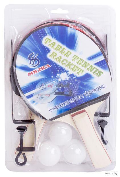 Набор для настольного тенниса (арт. SH012) — фото, картинка
