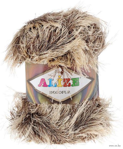 """Пряжа """"ALIZE. Decofur №1367"""" (100 г; 110 м) — фото, картинка"""