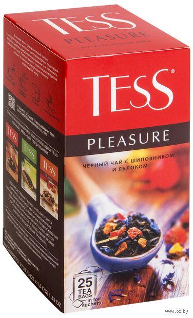 """Чай черный """"Tess. Pleasure"""" (25 пакетиков) — фото, картинка"""