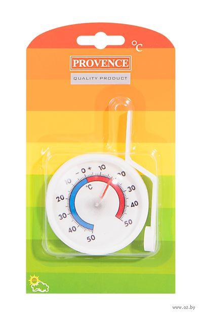 Термометр наружный в пластмассовом корпусе (арт. 410004)