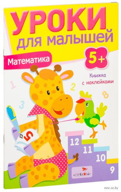 Математика. Ирина Попова