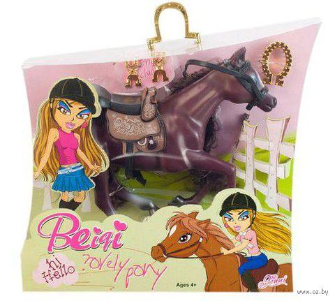 """Лошадка """"Beigi Lovely Pony"""" (с аксессуарами)"""