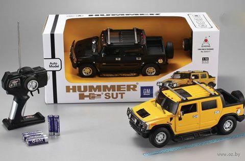 """Модель машины на радиоуправлении """"Hummer"""" (масштаб: 1/18)"""