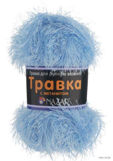 "Пряжа ""NAZAR. Травка с метанитом №2793"" (100 г; 115 м) — фото, картинка"