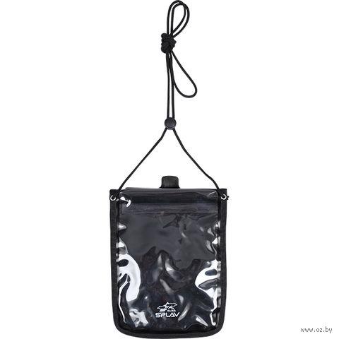 Кошелёк влагозащитный нагрудный (XL; чёрный) — фото, картинка