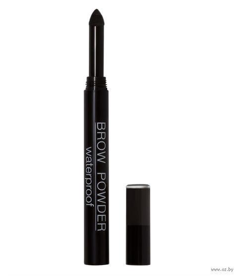 "Тени-карандаш для бровей водостойкий ""Brow Powder Waterproof"" (тон: 04) — фото, картинка"