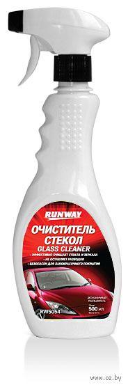 Средство для очистки стекол (500 мл; арт. RW5054) — фото, картинка
