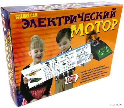 """Набор для опытов """"Электрический мотор"""" — фото, картинка"""
