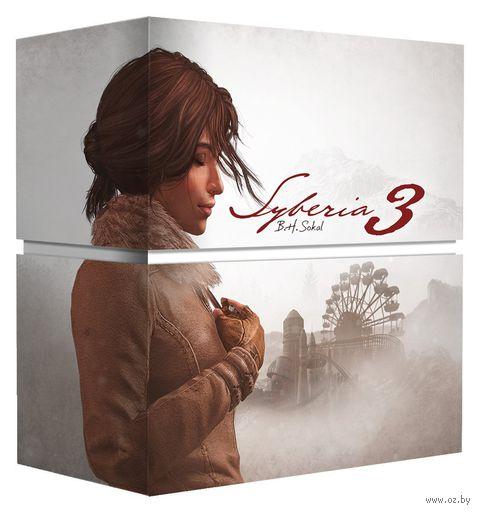 Syberia 3. Коллекционное издание (PS4)