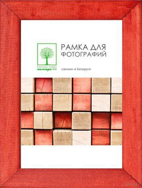 Рамка деревянная со стеклом (15x21 см; арт. Д20КС/SAD-35) — фото, картинка