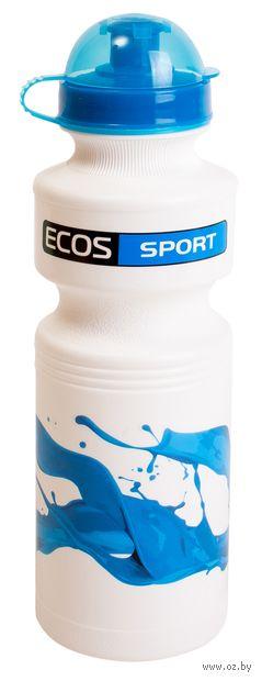 "Бутылка для воды ""H29-SH305A"" (750 мл; белая) — фото, картинка"