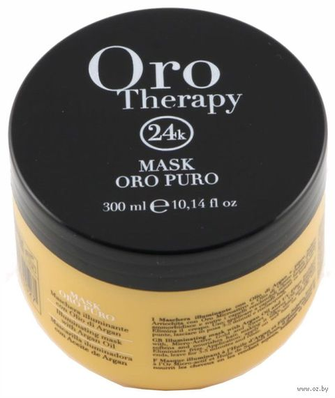 "Маска для волос ""Oro Puro"" (300 мл) — фото, картинка"
