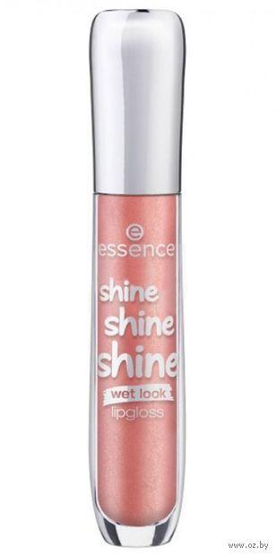 """Блеск для губ """"Shine Shine Shine"""" тон: 22, reaches and cream — фото, картинка"""