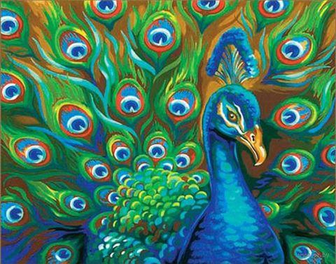 "Картина по номерам ""Дикие перья"" (280х360 мм; арт. DMS-73-91477)"