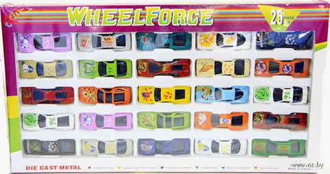"""Игровой набор """"Wheel Force"""""""