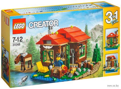 "LEGO Creator ""Домик на берегу озера"""