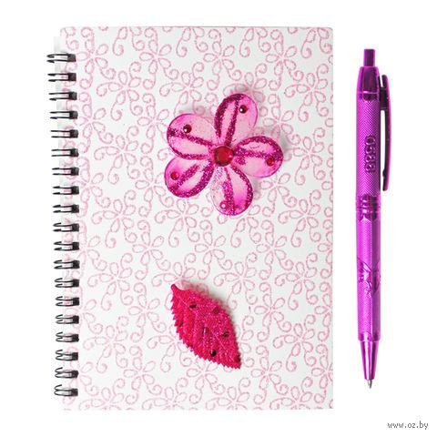 """Блокнот с ручкой """"Darvish"""" (А6; арт. DV-3394)"""