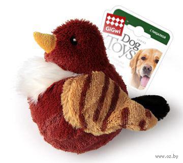 """Игрушка для собак """"Птица"""" (15 см) — фото, картинка"""