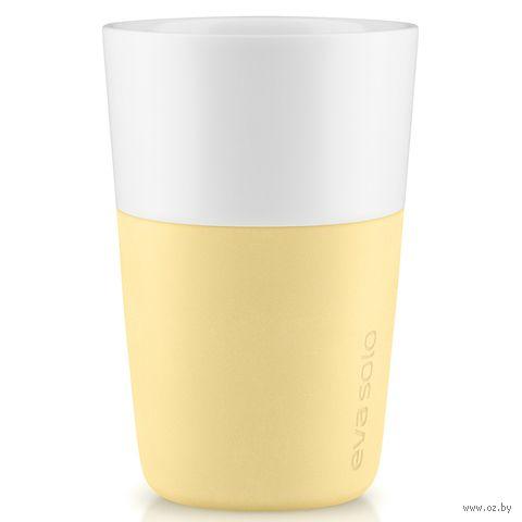 """Набор кружек """"Lemon. Для латте"""" (2 шт.) — фото, картинка"""