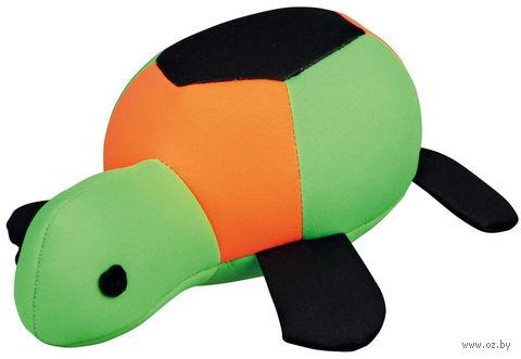 """Игрушка для собак """"Черепашка"""" (20 см; плавающая) — фото, картинка"""