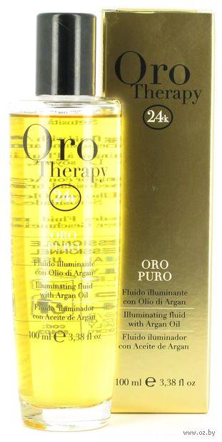 "Сыворотка для волос ""Oro Puro"" (100 мл) — фото, картинка"