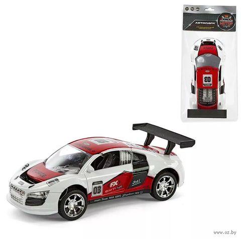 """Машинка """"Пламенный мотор"""" (со световыми и звуковыми эффектами; арт. 87642) — фото, картинка"""