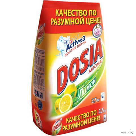"""Стиральный порошок """"Лимон"""" для автоматической стирки (3,7 кг)"""