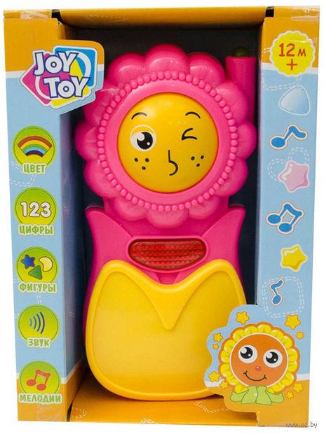 "Развивающая игрушка ""Телефон-цветок"""