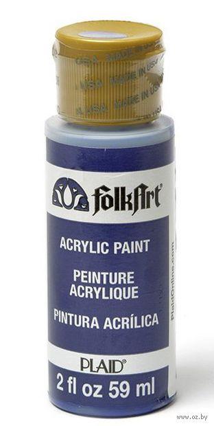 "Краска акриловая ""FolkArt. Acrylic Paint"" (ночное небо, 59 мл; арт. PLD-00443)"