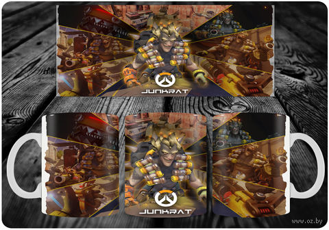 "Кружка ""Overwatch"" (art. 36)"