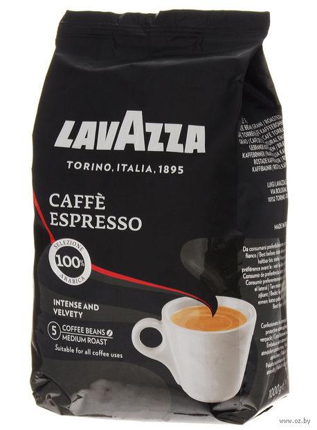 """Кофе зерновой """"Lavazza. Espresso"""" (1 кг) — фото, картинка"""