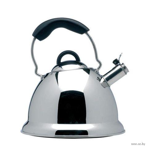 "Чайник со свистком ""Designo"" (5 л) — фото, картинка"
