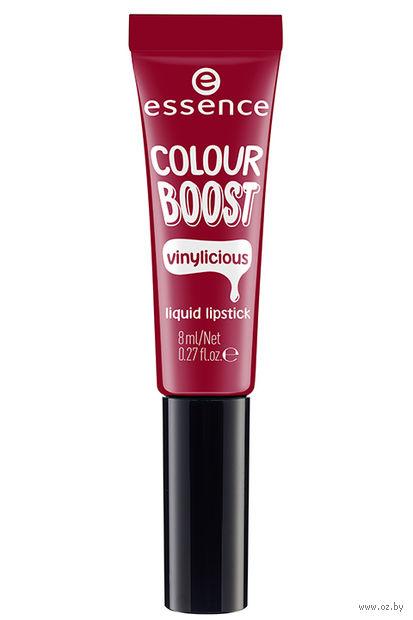 """Жидкая помада для губ """"Colour Boost Vinylicious"""" (тон: 07) — фото, картинка"""