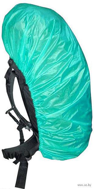 Чехол на рюкзак (70-110 л; цвет морской волны) — фото, картинка