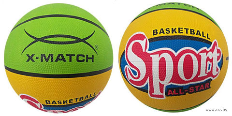 """Мяч баскетбольный """"X-Match"""" (арт. 63957) — фото, картинка"""