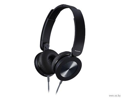 Наушники Panasonic RP-HXS220E-K (черные) — фото, картинка