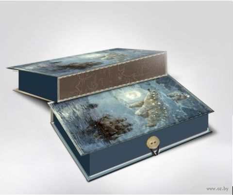"Подарочная коробка ""Большая медведица"" S (18х12х5 см; арт. 42362) — фото, картинка"