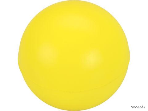 """Мячик-антистресс """"Малевич"""" (желтый) — фото, картинка"""