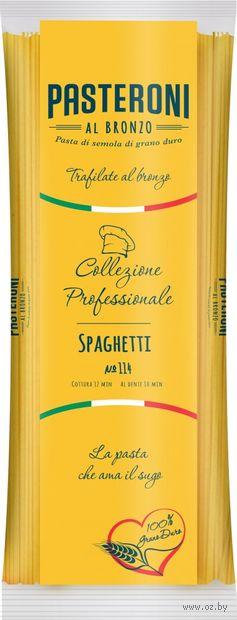 "Макароны ""Pasteroni. Spaghetti №114"" (900 г) — фото, картинка"