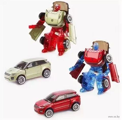 "Робот-трансформер ""Машина. Космобот"" — фото, картинка"