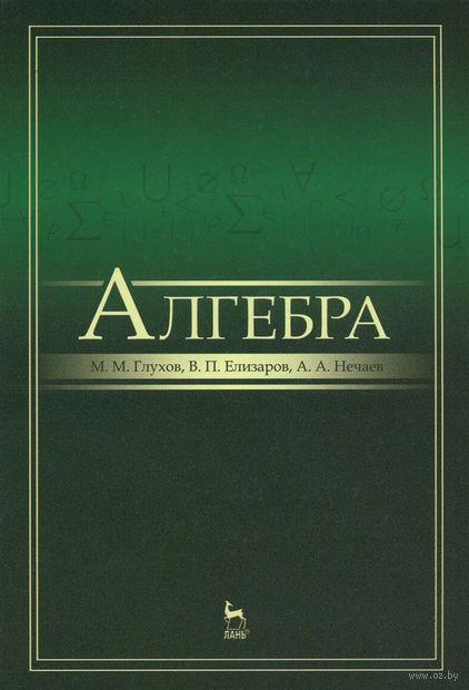 Алгебра. Александр Нечаев, В. Елизаров, Михаил Глухов