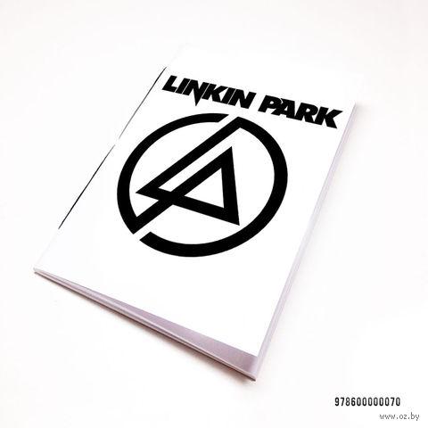 """Блокнот """"Linkin Park"""" (А7; арт. 070) — фото, картинка"""