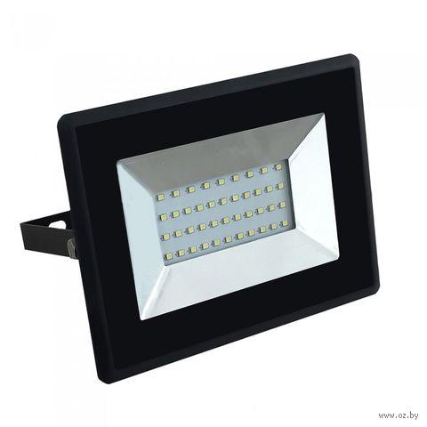 Прожектор светодиодный V-TAC VT-4031 30 W, 2550 LM, 4000 K (черный) — фото, картинка