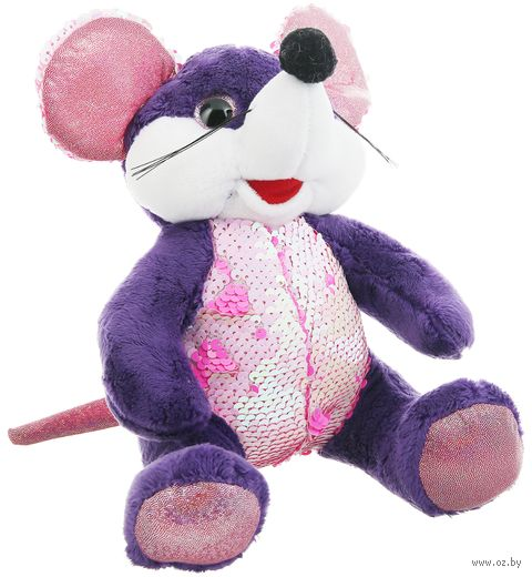 "Мягкая игрушка ""Мышка"" (20 см; арт. М2044) — фото, картинка"