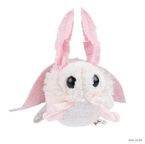 """Мягкая игрушка """"Моль"""" (20 см; розовая) — фото, картинка"""