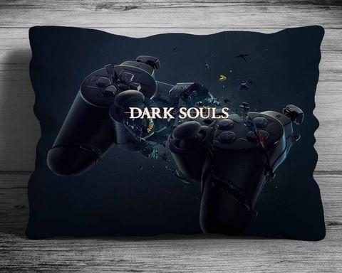 """Подушка """"Dark Souls"""" (арт. 9; 28х38 см) — фото, картинка"""