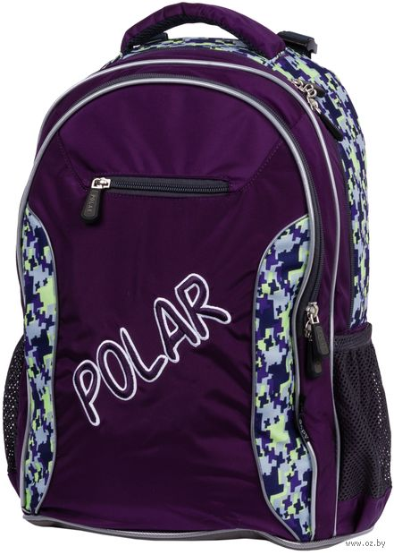 Рюкзак П0082 (26 л; фиолетовый) — фото, картинка