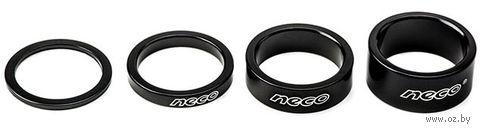 """Проставочное кольцо для велосипеда """"AS3605B"""" (5 мм; чёрное) — фото, картинка"""