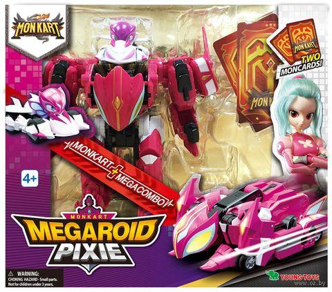 "Робот-трансформер ""Monkart. Megaroid Pixie"" — фото, картинка"