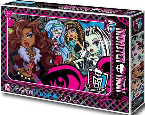 "Пазл ""Monster High 1"" (160 элементов)"